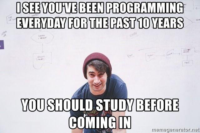 Programming Interview Challenges
