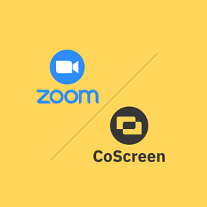 Comparing Zoom and CoScreen